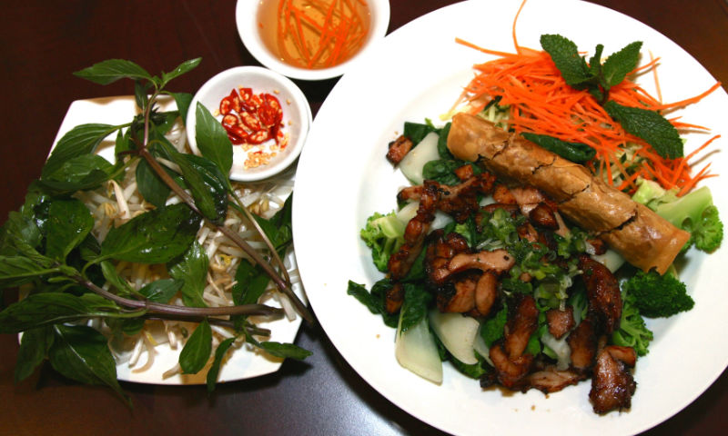 Mint Garden Vietnamese Chicken