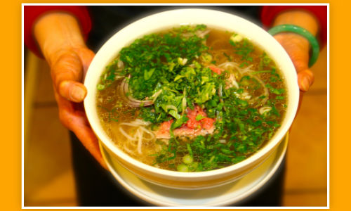 Mint Garden Tasty Pho Soup